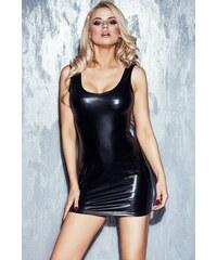 7-HEAVEN Erotické šaty Neona černá S
