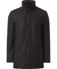 Pierre Cardin Jacke aus Wollmischung mit Stehkragen