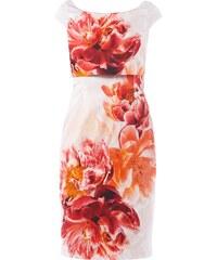 Coast Kleid im Rock-Top-Look mit floralem Muster