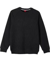 S.Oliver Junior Sweatshirt mit Struktur Mix