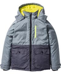 bpc bonprix collection Veste fonctionnelle à capuche gris manches longues enfant - bonprix