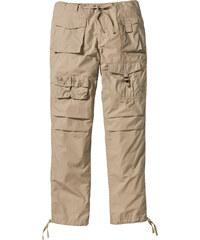 bpc bonprix collection Pantalon cargo Loose Fit, N. beige homme - bonprix