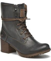 Mustang shoes - Muasta - Stiefeletten & Boots für Damen / grau