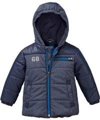 Nickel sportswear Chlapecká prošívaná bunda 68 - šedá