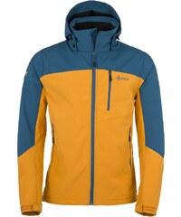 Softshellová bunda Kilpi ELIO pán. oranžová
