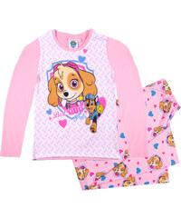 Paw Patrol Pyjama rosa in Größe 98 für Mädchen aus 100% Baumwolle
