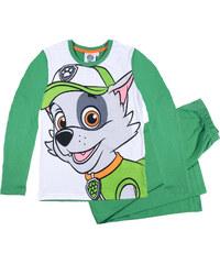 Paw Patrol Pyjama grün in Größe 98 für Jungen aus 100% Baumwolle
