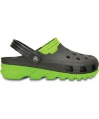 Crocs Duet Max Clog Graphite/Volt Green