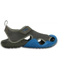 Crocs Swiftwater Sandal Graphite/Ultramarine