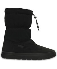 Crocs LodgePoint Pull-On Boot Nylon Black