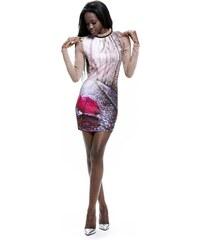 Culito from Spain růžové šaty Adoquin
