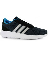 Adidas Lite Racer Trainers Mens, blk/silver/blue