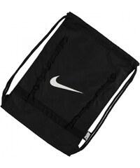 Nike Brasilia Gymsack, black/white