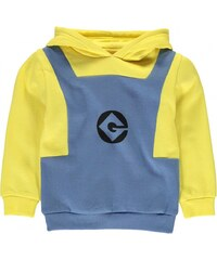 Character Over The Head Hoody Infant Boys, minions