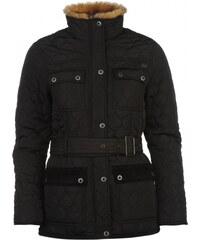 Firetrap Kingdom Jacket Ladies, black