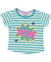 Heatons Wow Stripe T Shirt Infant Girls, multi
