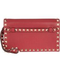 Valentino Sacs de Soirée, Rockstud Clutch Red en rouge
