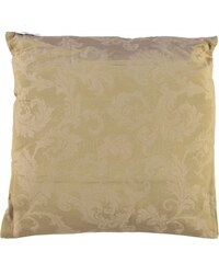 Heatons Linens and Lace and Jacquard Cushion, champagne