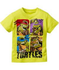 Teenage Mutant Ninja Turtles T-Shirt TURTELS kurzer Arm in grün für Jungen von bonprix