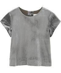 MANGO KIDS T-Shirt Aus Samt