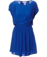 Suncoo Kleid mit kurzem Schnitt - blau