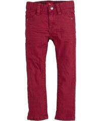 s.Oliver Jeans Straight Leg dark red