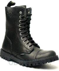 STEEL 10dírkové black - bez oceli, pánská a dámská obuv