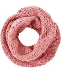 bpc bonprix collection Strick-Loopschal in rosa von bonprix