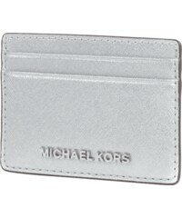 MICHAEL Michael Kors Kartenetui in Metallicoptik
