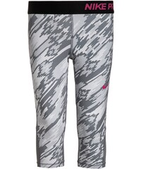 Nike Performance PRO DRY Collants pure platinum/cool grey/black/vivid pink