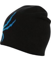 Spyder REVERSIBLE INNSBRUCK Bonnet black/electric blue