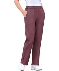 Freizeithose in Jeans-Optik PLANTIER rot 18/19,20/21,22/23,24/25,26/27