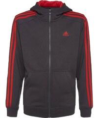 adidas Performance ESSENTIALS Trainingsjacke utility black/vivid red