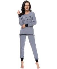 dobranocka Dn-nightwear PM.9107 Dámské pyžamo