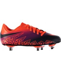 Nike Hypervenom Phade SG Football Boots Junior, orange/purple