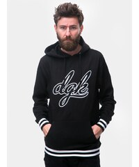 DGK Alumni Custom Hooded Fleece Black