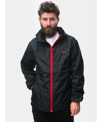 DGK Pier Windbreaer Jacket Black