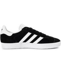 ADIDAS ORIGINALS Gazelle Sneaker schwarz (CORE BLACK/WHITE)