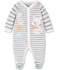 C&A Baby Winnie the Pooh Baby-Schlafanzug in Grau