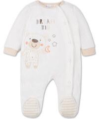 C&A Baby-Schlafanzug in Weiss
