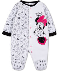C&A Baby Minnie Mouse Baby-Schlafanzug in multicolour print