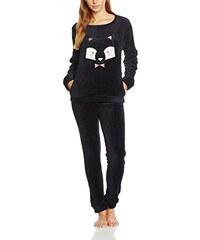 Melissa Brown Damen Sportswear-Set Af.Wolf.Pyc.Mz
