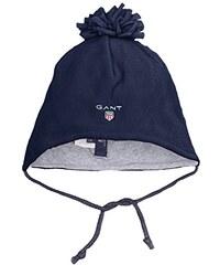 GANT Baby-Jungen Mütze Fleece Hat