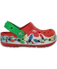Crocs Clog Unisex Multi CrocsLights Holiday