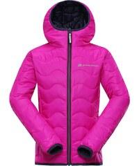 Zimní bunda dětská ALPINE PRO SOLO 411GL