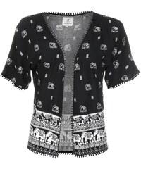 SoulCal Elephant Kimono Womens, black