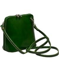 malé zelené kabelky přes rameno Grana Verde 2