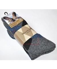 Ponožky WiK Traveller 9157 A'3 mix barev, 39/42