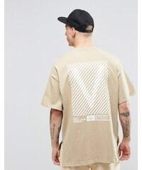 Vision - Air - Utility-T-Shirt - Beige