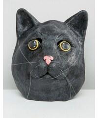 Big Mouth - Katzenmaske - Mehrfarbig